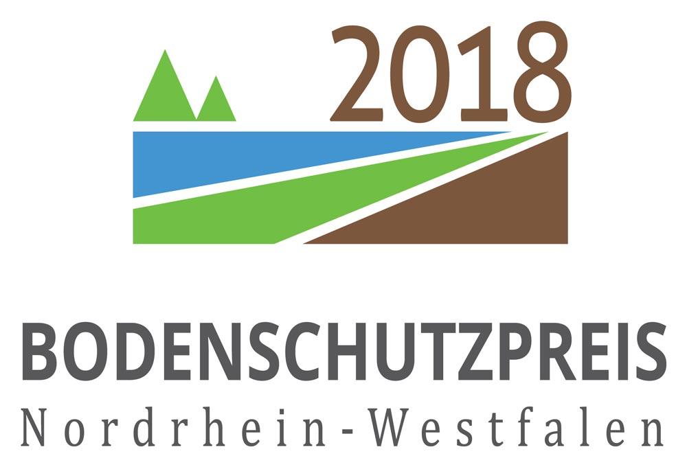 Bodenschutzpreis Nordrhein-Westfalen 2018