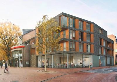 Buchholzer Innenstadt: Testentwurf