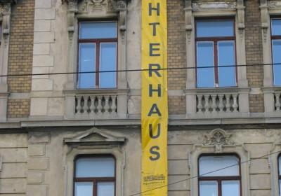 Wächterhaus im Leipziger Westen